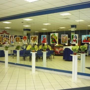 Kiállítás a Suzuki-Házban